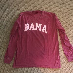BAMA Comfort Colors Long Sleeve T-shirt